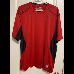Nike Pro Combat Athletic Training T-Shirt